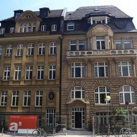 Neckarvillen Frankfurt