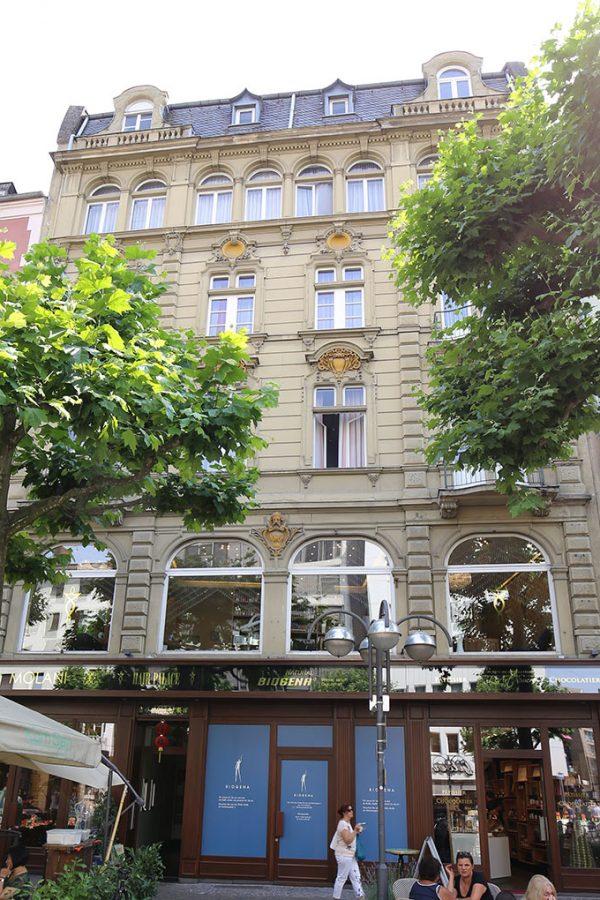 Fressgass Frankfurt