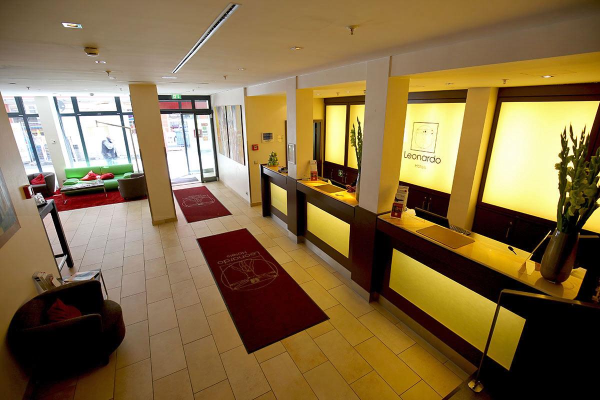 2 Leonardo Hotel München